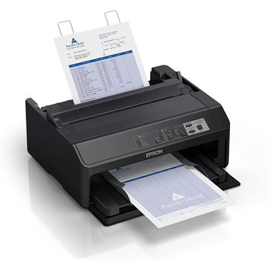 EPSON|FX890 II/9 X 2 Pin / 80 Col / 738 cps / Copies 1+6 /Warranty 2 Years-2