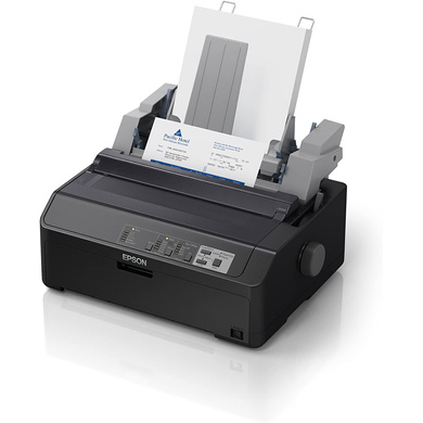 EPSON|FX890 II/9 X 2 Pin / 80 Col / 738 cps / Copies 1+6 /Warranty 2 Years-1