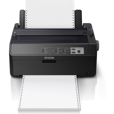 EPSON|FX890 II/9 X 2 Pin / 80 Col / 738 cps / Copies 1+6 /Warranty 2 Years-FX890II