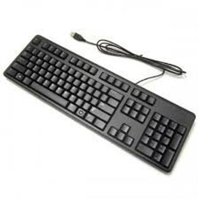 DELL USB WIRED KEYBOARD | KB216-2
