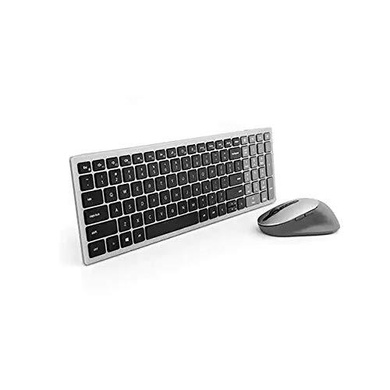 Dell Multi-Device Wireless Keyboard and Mouse - KM7120W-1