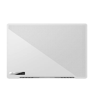 Asus Laptop Rog Zephyrus G14 R5-4600Hs/ 8 GB DDR4 Ram/ 512 GB DSSD/ 14 inch FHD-120Hz/ Backlit/ Wifi6/ 76Wh/ Windows 10/ Mso H&S 2019/ Gtx1650Ti-4 GB/ Moonlight White, 2.5 Kg  GA401II-HE233TS-3