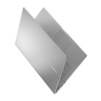 "ASUS Laptop i3-1115G4//8G/256 PCIe SSD/TRANSPARENT SILVER/15.6""FHD IPS/1Y international warranty + McAfee/Office H&S/Win 10/Backlit KB/Finger Print/K513EA-BN333TS-K513EA-BN333TS"