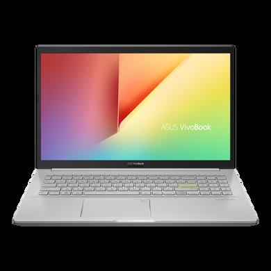 "ASUS Laptop i3-1115G4//8G/256 PCIe SSD/TRANSPARENT SILVER/15.6""FHD IPS/1Y international warranty + McAfee/Office H&S/Win 10/Backlit KB/Finger Print/K513EA-BN333TS-2"