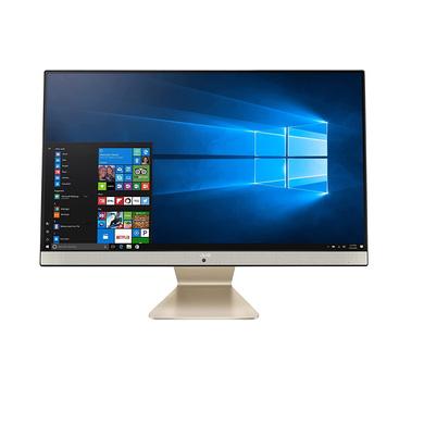 ASUS AIO Ryzen 3 3250U, (4GB/1TB HDD/Office 2019/Windows 10/Integrated Graphics/Wireless Keyboard and Mouse/Black/23.8/FHD/M241DAK-BA021TS-1
