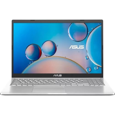 """ASUS Laptop i5-1135G7//8G/256G PCIe SSD/TRANSPARENT SILVER/14"""" FHD vIPS/1Y international /Win 10/warranty + McAfee/Office H&S/Finger Print/X415EA-EB502TS-X415EA-EB502TS"""