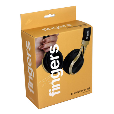 Fingers Wired Headphones Showstopper H5-1