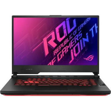 ASUS ROG Gaming Laptop R7-4800H/ GTX1650- 4GB/ 8G/ 512G SSD/ 15.6 FHD-144hz/ Backlit KB- 4 zone RGB/ 56Wh/ Win 10/ / Mouse(ROG P512), Mouse Pad(ROG)/ 1H-ELECTRO PUNK G513IH-HN081T-G513IH-HN081T