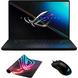 ASUS ROG Gaming Laptop i7-11800H/ RTX3060- 6GB/ 8G+8G/ 1T SSD-Gen4/ 16.0 QHD-165hz/ Backlit KB- 1 zone RGB/ 90Wh/ Win 10/ Office Home & Student 2019/ / 2A-OFF-BLACK GU603HM-K8073TS-GU603HM-K8073TS-sm