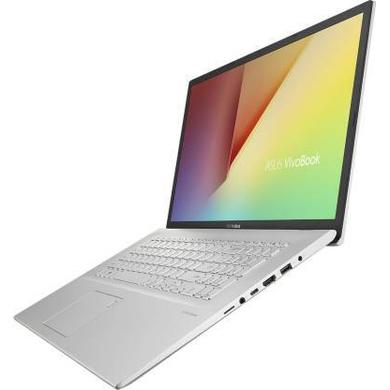 """ASUS Laptop R5-5500U//16G/512 PCIe SSD/TRANSPARENT SILVER/17.3""""FHD/1Y international warranty/Office H&S+MACAFEE/Backlit KB M712UA-AU521TS-2"""