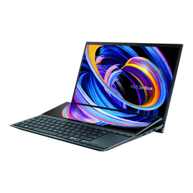 """ASUS Laptop i7-1165G7//16G/1T PCIe SSD/CELESTIAL BLUE/14.0""""FHD 1W touch panel /1Y international warranty + McAfee/Office H&S/Sleeve/Soft Stand/Stylus UX482EA-HY777TS-UX482EA-HY777TS"""