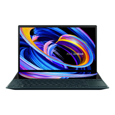"""ASUS Laptop i7-1165G7//16G/1T PCIe SSD/CELESTIAL BLUE/14.0""""FHD 1W touch panel /1Y international warranty + McAfee/Office H&S/Sleeve/Soft Stand/Stylus UX482EA-HY777TS-1"""