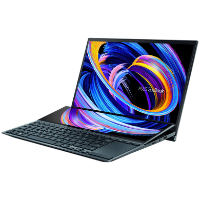 """ASUS Laptop i5-1135G7//8G/512G PCIe SSD/CELESTIAL BLUE/14.0""""FHD IPS Touch/1Y international warranty + McAfee/Office H&S/Sleeve/Soft Stand/Stylus UX482EA-KA501TS-1"""
