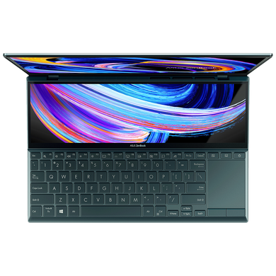 """ASUS Laptop i5-1135G7//8G/512G PCIe SSD/CELESTIAL BLUE/14.0""""FHD IPS Touch/1Y international warranty + McAfee/Office H&S/Sleeve/Soft Stand/Stylus UX482EA-KA501TS-2"""
