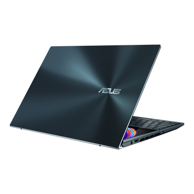 """ASUS Laptop i9-10980HK/RTX3070_8G/32G/1T PCIe SSD X4/CELESTIAL BLUE/15.6"""" UHD OLED TOUCH/1Y international warranty + McAfee/Office H&S/SCREENPAD/Soft Stand/Stylus/Palm Rest/Sleeve UX582LR-H901TS-1"""