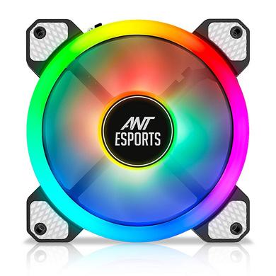 CPU FAN ANT ESPORTS SUPERFLOW 120 RGB V2-CAS-CP-10