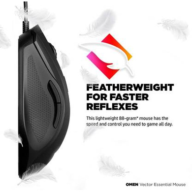 MOUSE GAMING OMEN VECTOR ESSENTIAL-3