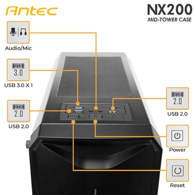 CABINET ANTEC NX200-2