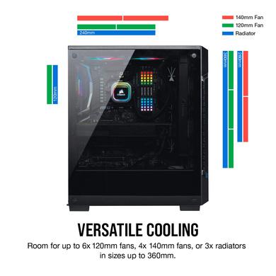 CABINET CORSAIR 220T RGB-4