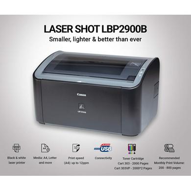 PRINTER CANON LBP 2900B-1