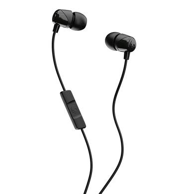 SKULLCANDY EARPHONE JIB S2DUY-L676 BLACK-CAS-HPH-23