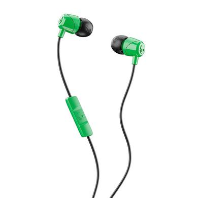 SKULLCANDY EARPHONE JIB S2DUY-L676 GREEN-CAS-HPH-25