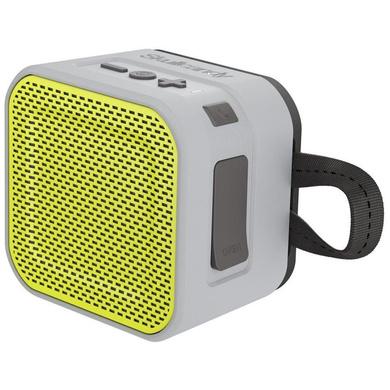 SKULLCANDY SPEAKER BARRICADE MINI GREY S7PBW-J583-CAS-SPEAK-06