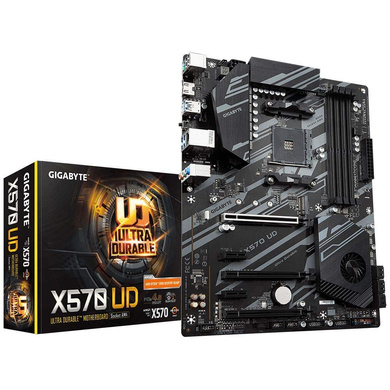 MOTHERBOARD GIGABYTE X570 ULTRA DURABLE-CAS-MB-36