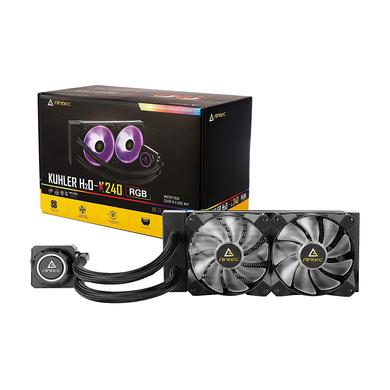 CPU COOLER ANTEC K240 RGB-CAS-CPUC-01