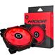 CPU COOLER CHIPTRONEX H100 RED 120MM-CAS-CPUC-15-sm