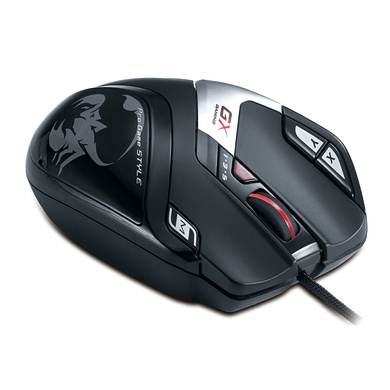 MOUSE GENIUS GX GAMING DEATHTAKER-2