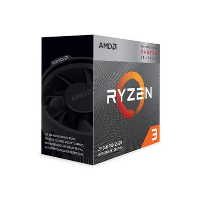 AMD RYZEN-3 3200G (2ND GEN)-CAS-PROC-13