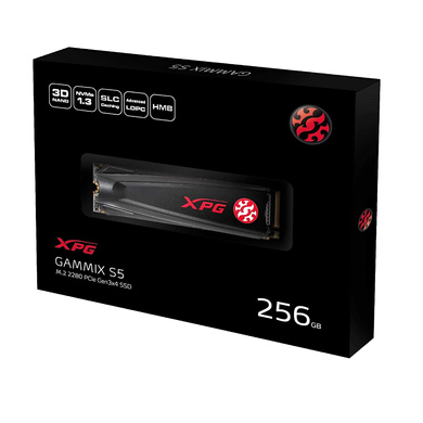 ADATA GAMMIXS5 256GB-CAS-SSD-05
