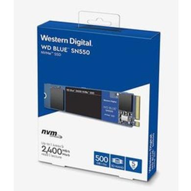 WD NVM WD BLUE 500GB-CAS-SSD-27