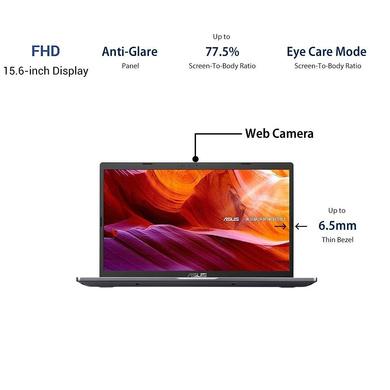 ASUS Laptop 15 M515DA-BQ501T AMD Ryzen 5 3500U/1TB HDD/8GB/15.6 ³FHD/Windows 10-2