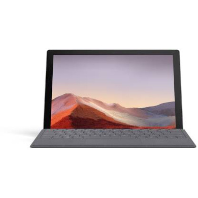 MICROSOFT Surface Pro 7 Core i3 10th Gen - (4 GB/128 GB SSD/Windows 10 Home) M1866 2 in 1 Laptop  (12.3 inch, Platinum, 775 g)-CAS-LAP-181