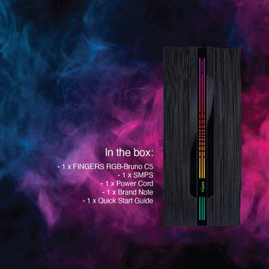 Fingers RGB-Bruno C5 Fashion Computer Case-2