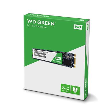 WD Green 240GB M.2 Internal SSD-CAS-SSD-109