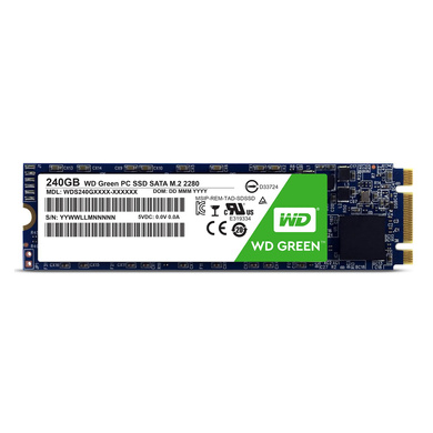 WD Green 240GB M.2 Internal SSD-1