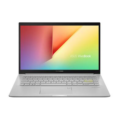 ASUS VivoBook Ultra K14 (i3-1115G4/8GB RAM/512 GB NVMe SSD/Win10+McAfee/Ms Office H&S 2019/14 inch FHD IPS/ Intel UHD Graphics /FP Reader/1.4 kg/1 Yr. Warranty)K413EA-EB302TS-CAS-LAP-196