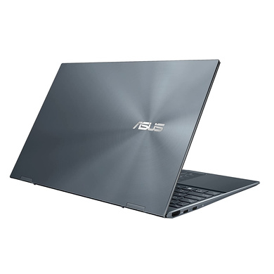 """ASUS ZenBook Flip 13 OLED, Intel Core i5-1135G7 11th Gen, 13.3"""" FHD Touch 2-in-1 Laptop (8GB/512GB SSD + 32GB Optane Memory/Windows 10/Office 2019/Iris Xᵉ Graphics/1.3 kg), UX363EA-HP501TS-1"""