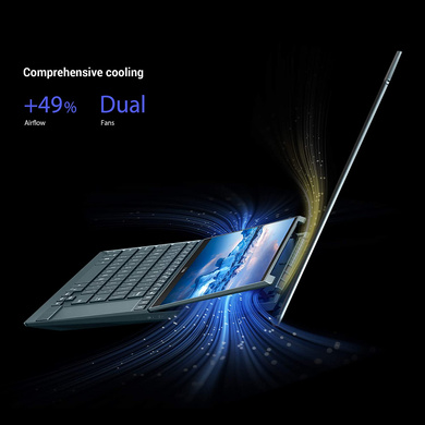 ASUS ZenBook Duo 14-4