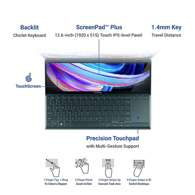 ASUS ZenBook Duo 14-3