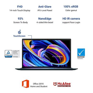 ASUS ZenBook Duo 14-2