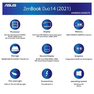ASUS ZenBook Duo 14-1