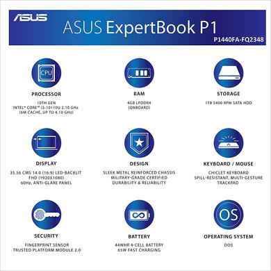ASUS ExpertBook (P1440FA-FQ2348)-4