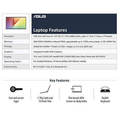 ASUS VivoBook 15 X512FA-EJ363T-5