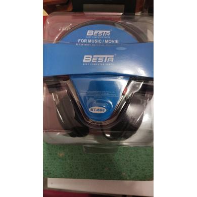 BESTA  BT-808 DUAL JACK HEADPHONE-BT-808