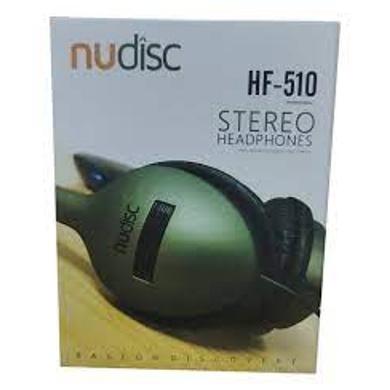 NUDISC STEREO HEADPHONES HF-510-HF-510