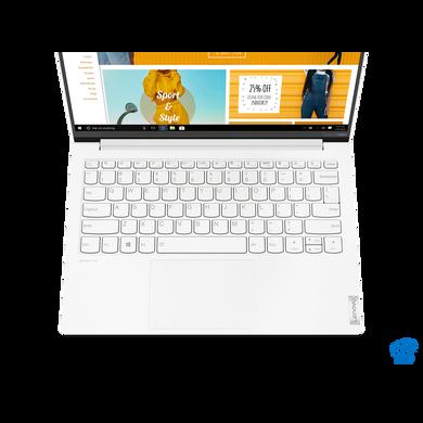 """Lenovo Yoga Slim 7i Carbon 13ITL5 i7-11th Gen 16GB 1TB SSD 13.3"""" Inch QHD Iris Xe Graphics Moon White (82EV003WIN)-3"""